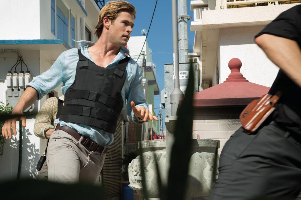 Blackhat - Chris Hemsworth