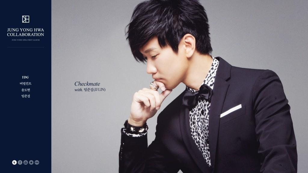 CNBLUE Jung Yong Hwa ft. JJ Lin
