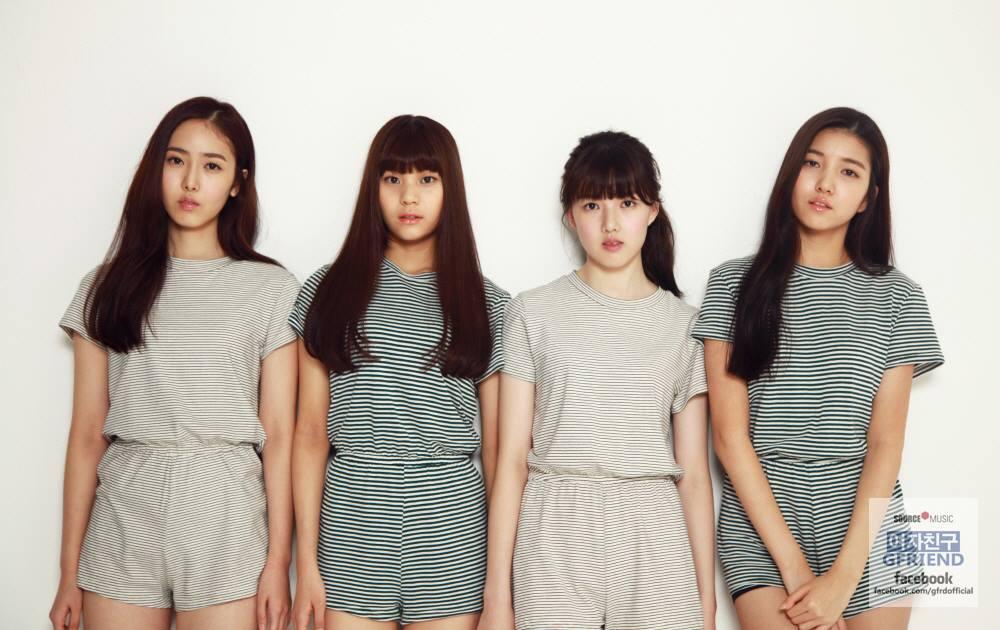 G-Friend 4 members