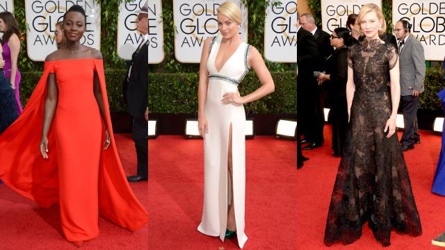 Golden Globes 2014 - Red Carpet