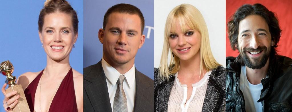 Golden Globes 2015 - Presenters