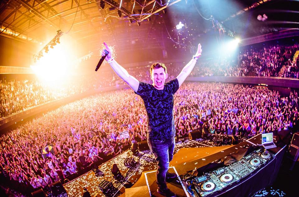 Hardwell I AM HARDWELL United We Are Ziggo Dome