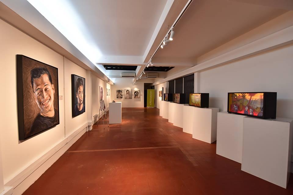 LOT 123 Art Gallery - Malaysia