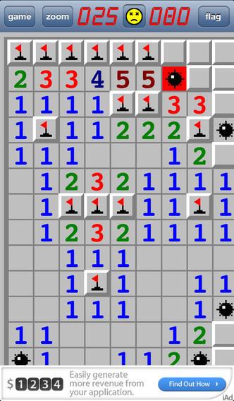 Minesweeper Classic App