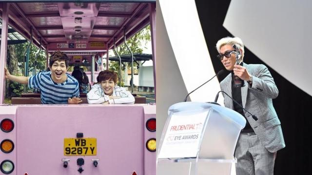 Onew - Lee Teuk - BIGBANG TOP