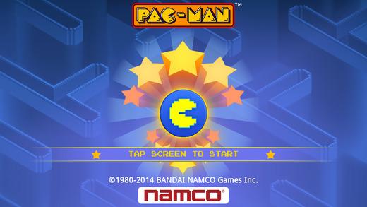 Pac-Man Namco