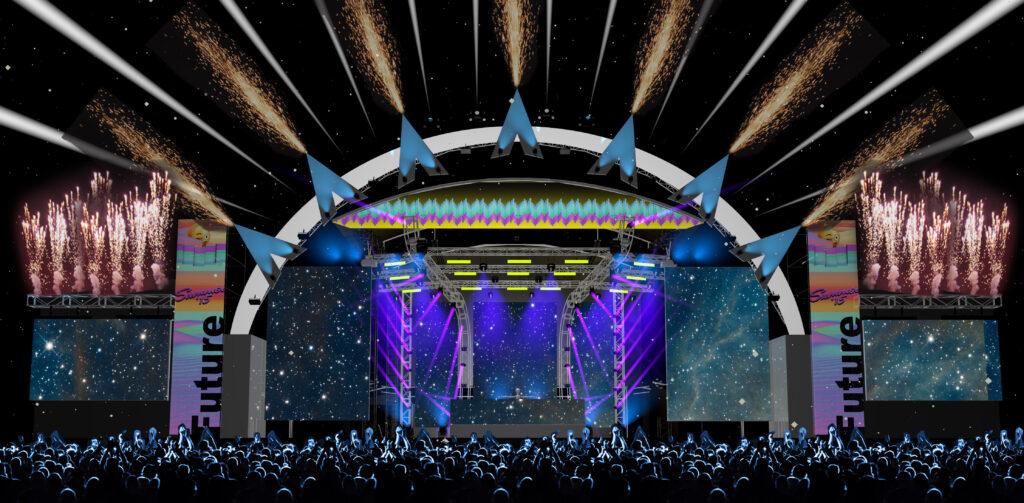Supernova Stage (2)