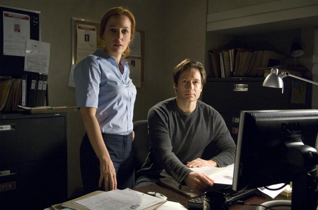 The X-Files Gillian Anderson David Duchovny