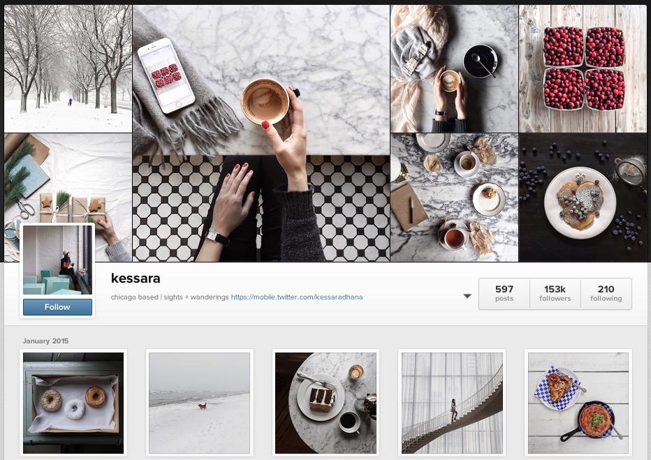 kessara Instagram