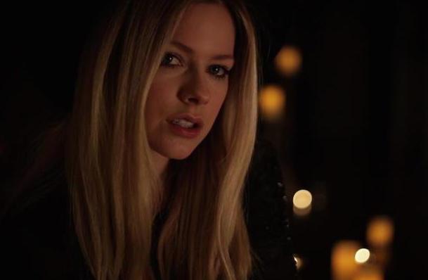 Avril Lavigne Babysitter's Black Book Music Video