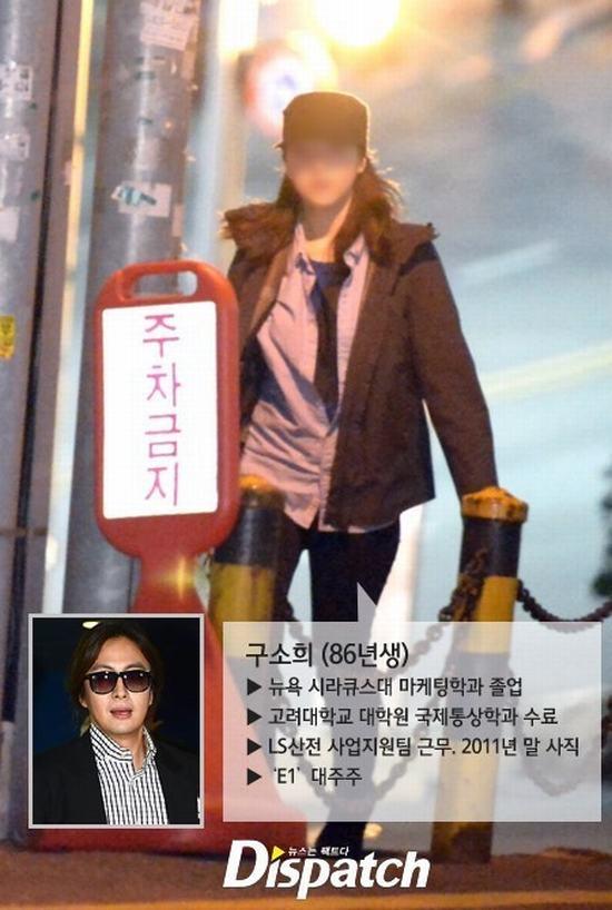 Bae Yong Joon Goo So-Hee