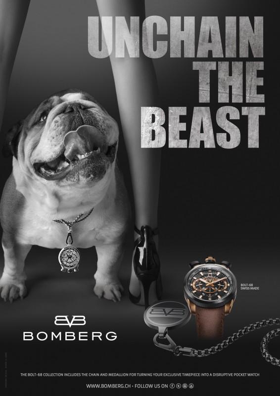 Bomberg-Legs-UTB-Brown Watch