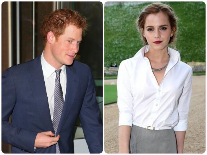 Emma Watson Prince Harry