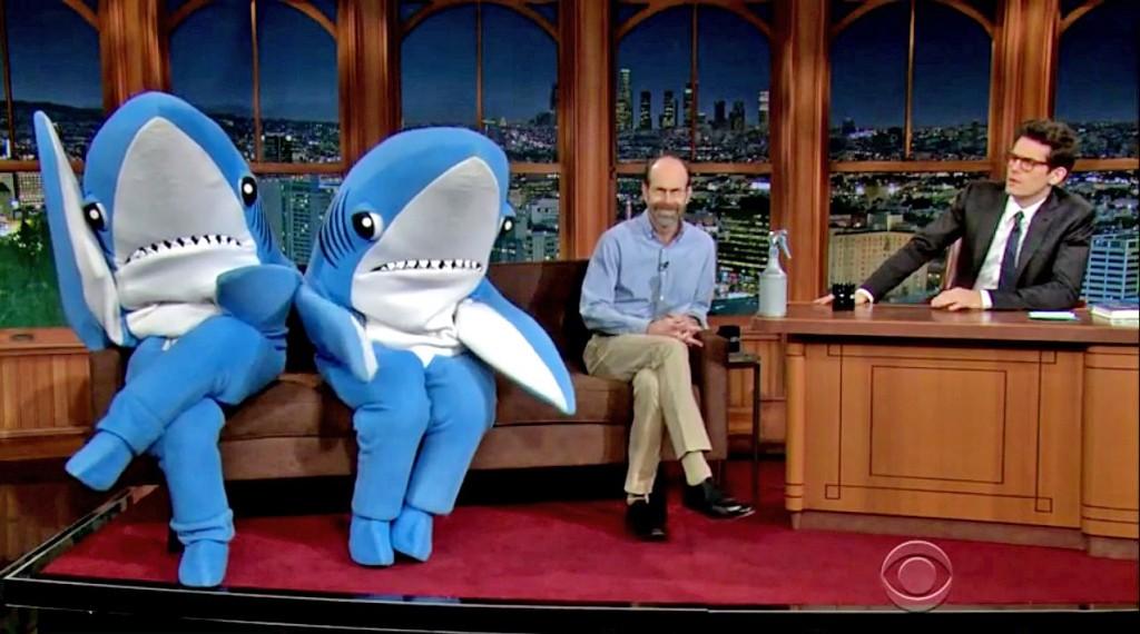 John Mayer Super Bowl Sharks
