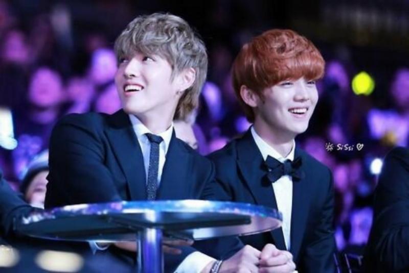 Kris and Luhan -