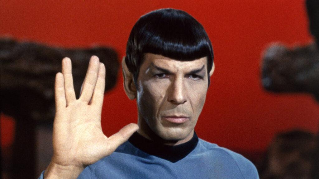 Leonard Nimoy Spock