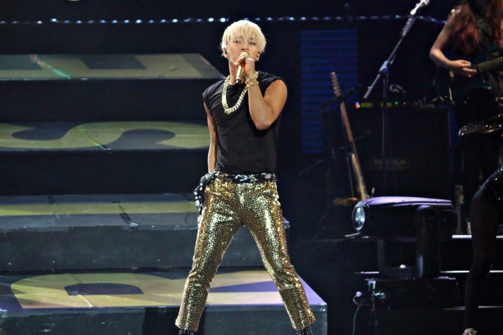 Taeyang RISE Concert in Kuala Lumpur