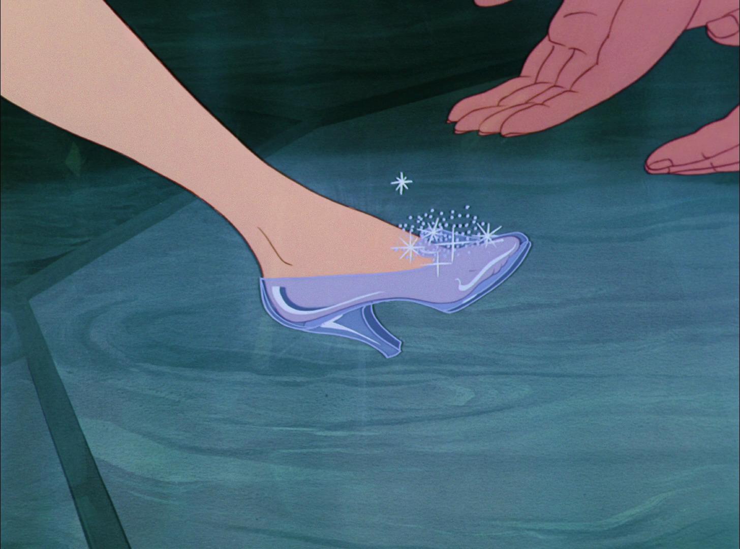 Live Action Cinderella Size Of Shoe