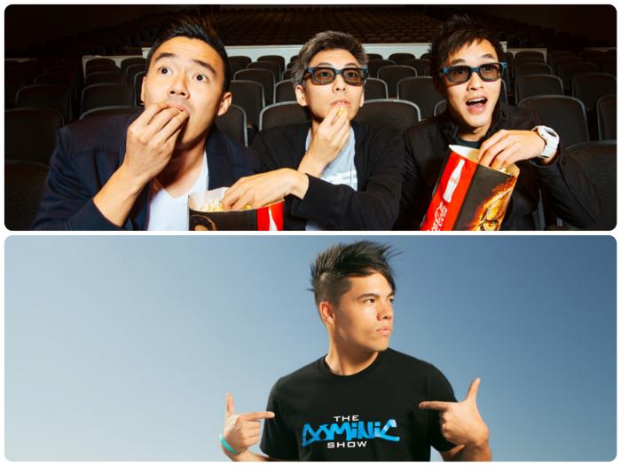 1M4U Reach Out 2015 Wong Fu Productions D-Trix