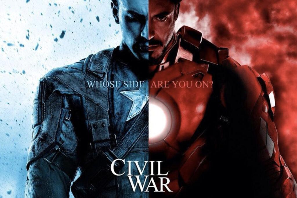 Captain America 3 Civil War