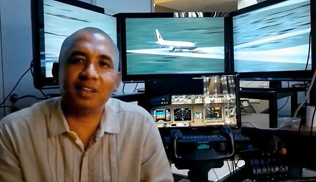 Captain Zaharie Shah MH370 Pilot