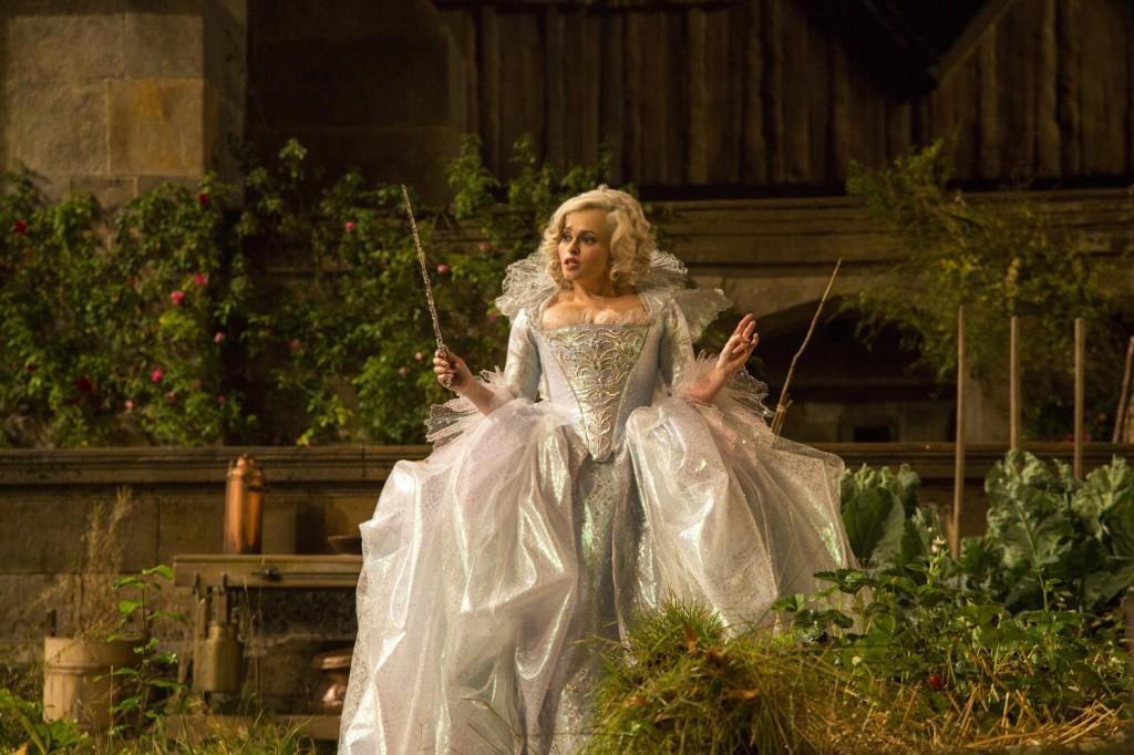 Cinderella 2015 Fairy Godmother Helen Bonham Carter