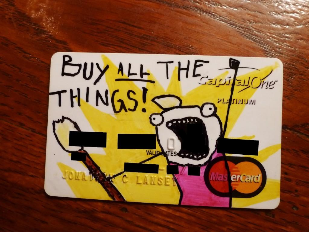 Credit Card GST