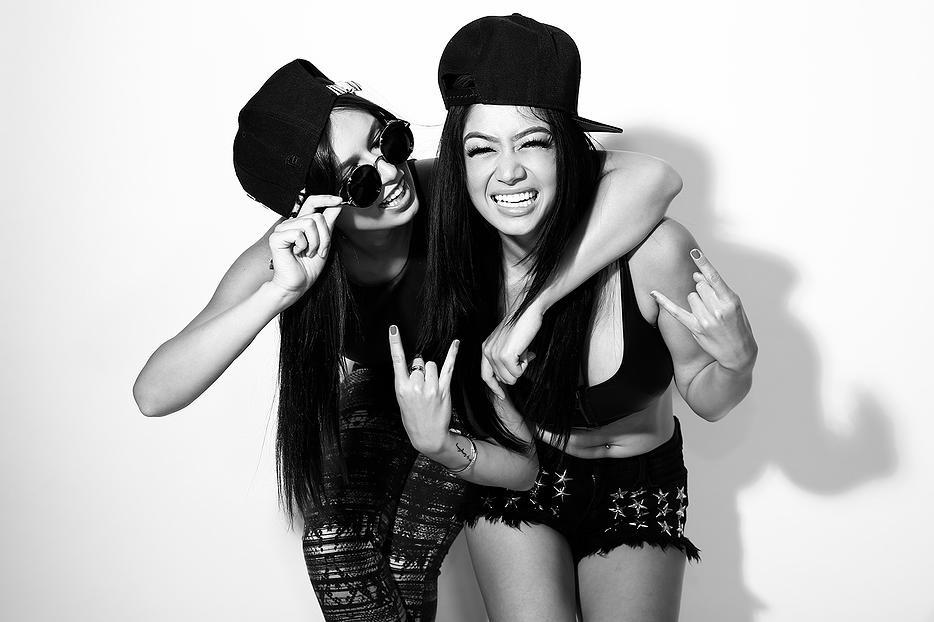 DJ KIMKAT B&W