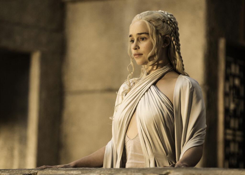 Daenerys Targaryen GoT Season 5