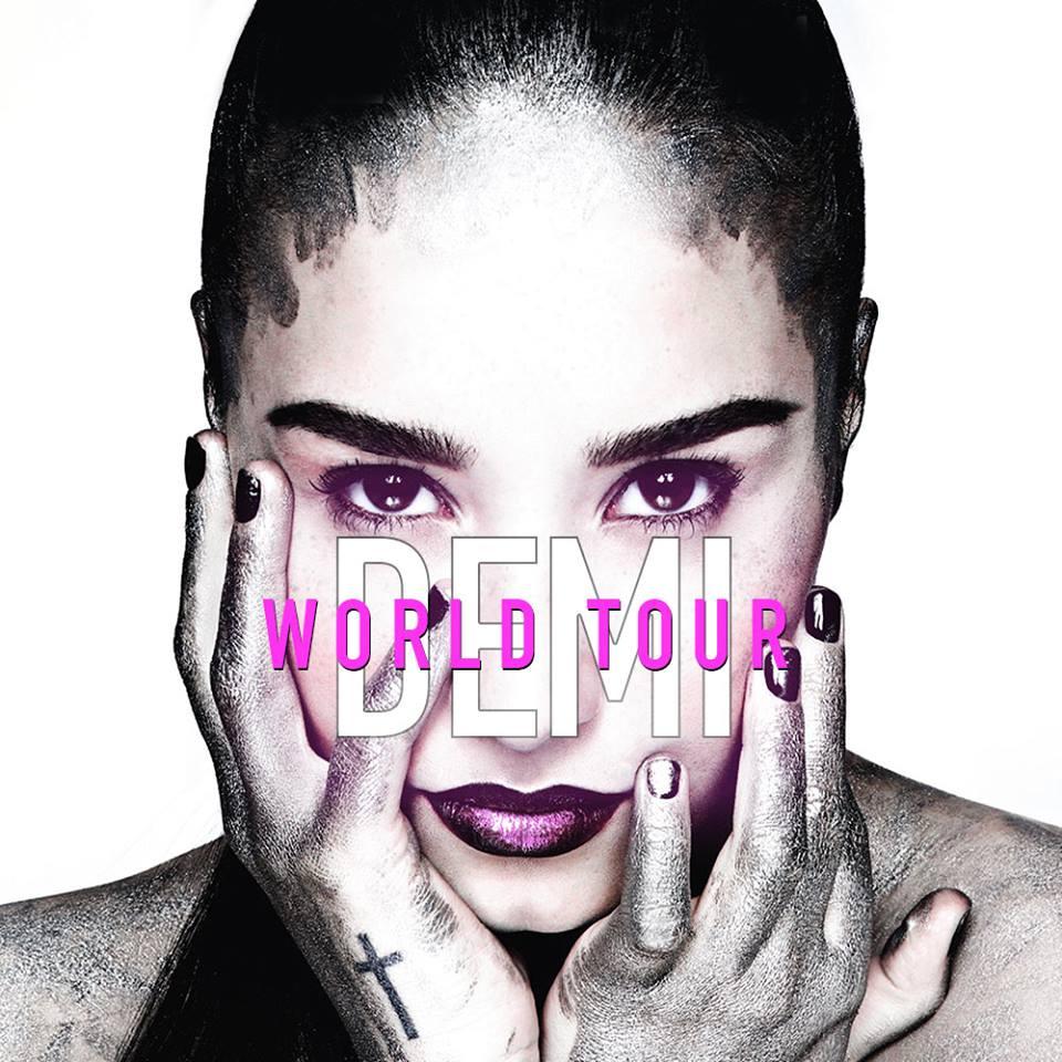 Demi Lovato World Tour