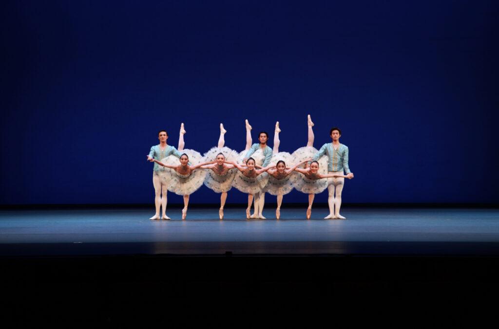 Divertimento No. 15 by George Balanchine - Photo by Nicolethen Studio (2)