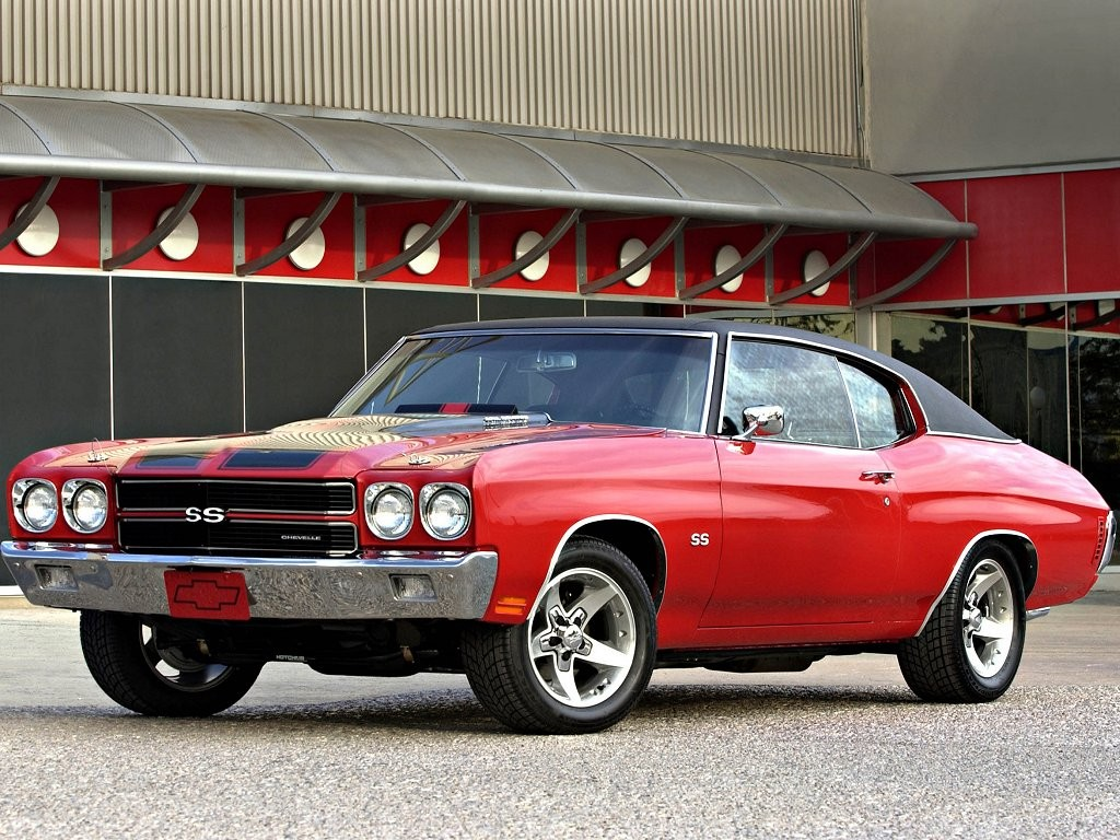 Fast & Furious- Chevy Chevelle SS 454