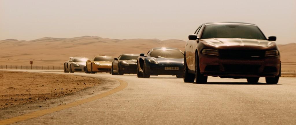 Furious 7 Cars