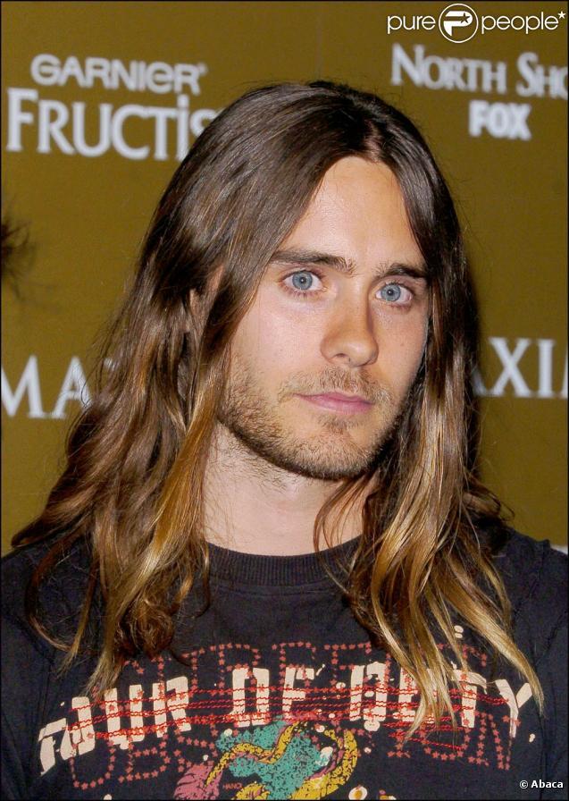 Ripjaredletoshair A Look At Jared Leto S Hair Evolution