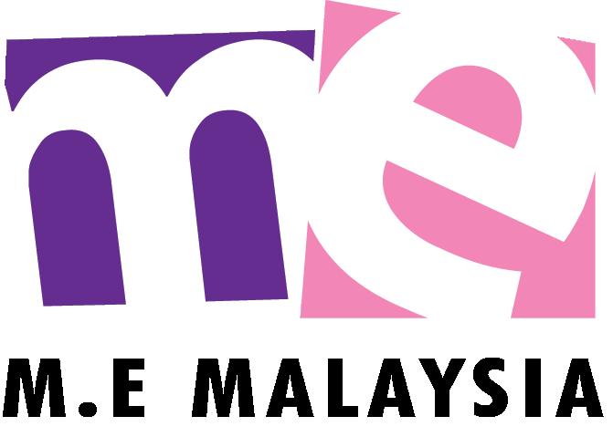 M.E Malaysia Logo (black wording)