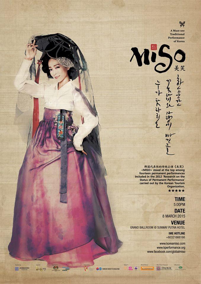 Miso Korean Cultural Show