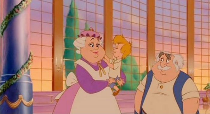 Mrs Potts and Maurice