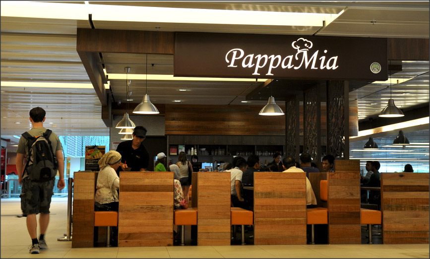 Pappamia Changi Airport (Source: Pappamia Singapore)
