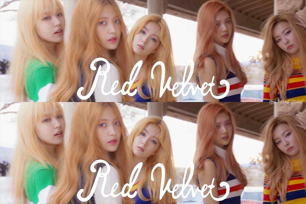 Korean Red Velvet Cake