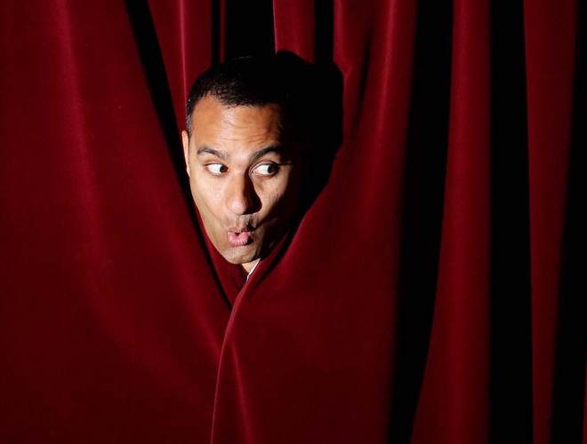 Russell Peters Fun Facts