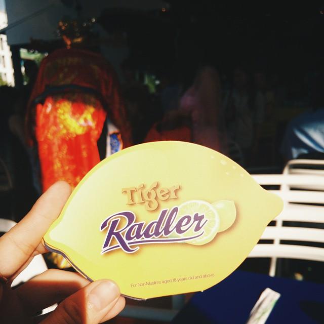Tiger Radler