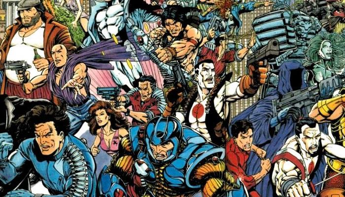 Valiant Comics