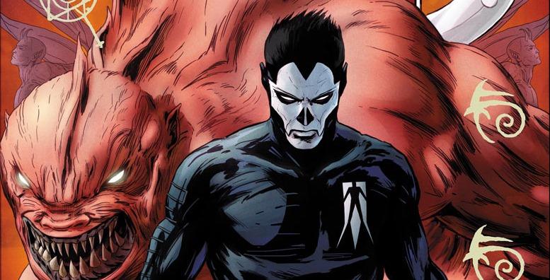 Valiant Shadowman