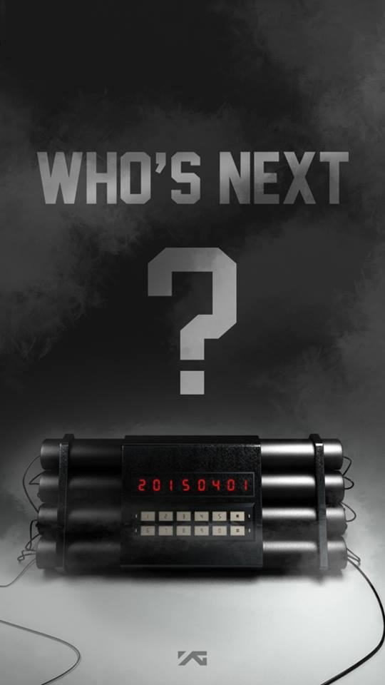 YG Who's Next 1st April 2015