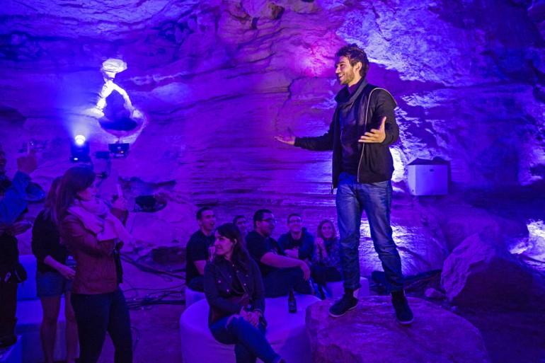 Zedd Cave Party