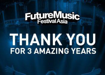 SOURCE: Future Music Festival Asia - Facebook