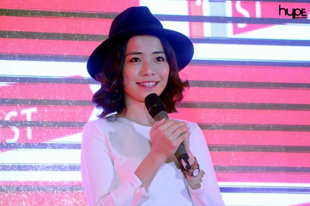 Malaysian Actress Emily Chan