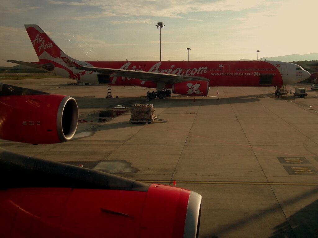 AirAsia X Europe Flight