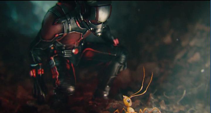 Ant-Man - Ants