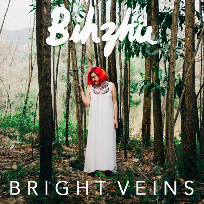 Bright Veins Single Cover